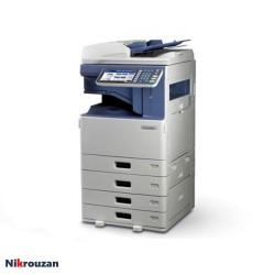 دستگاه کپی لیزری دست دوم رنگی توشیبا 2555- Toshiba Stockعکس شماره 1