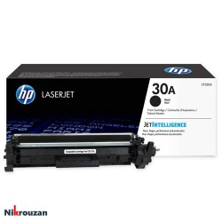 کارتریج لیزری اچ پی HP 30A