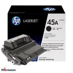 کارتریج لیزری اچ پی HP 45A