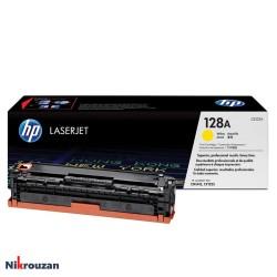 کارتریج لیزری 128A اچ پی زرد