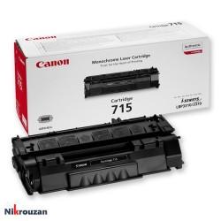 کارتریج لیزری کانن مدل  Canon 715عکس شماره 1