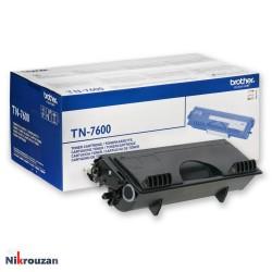 کارتریج لیزری برادر مدل Brother TN-7600