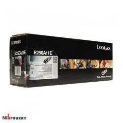 کارتریج لیزری لکسمارک مدل Lexmark E250A11E