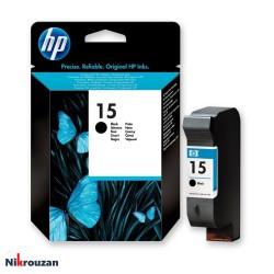 کارتریج جوهرفشان اچ پی مدل HP 15