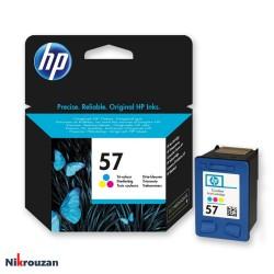 کارتریج جوهرفشان اچ پی مدل HP 57
