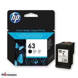 کارتریج جوهرفشان اچ پی مدل HP 63