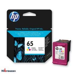 کارتریج جوهرفشان اچ پی مدل HP 65