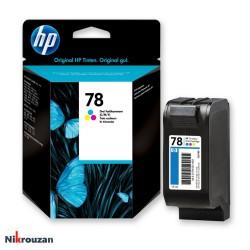کارتریج جوهرفشان اچ پی مدل HP 78