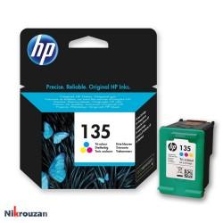 کارتریج جوهرفشان اچ پی مدل HP 135