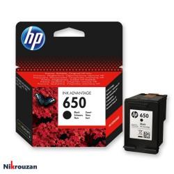 کارتریج جوهرفشان اچ پی مدل  HP 650