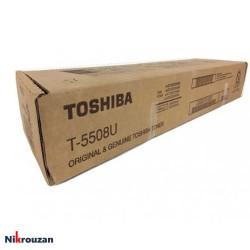 کارتریج تونر لیزری توشیبا مدل Toshiba T-5508(اورجینال)