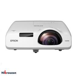 ویدئو پروژکتور اپسون مدل EPSON CB-530عکس شماره 1