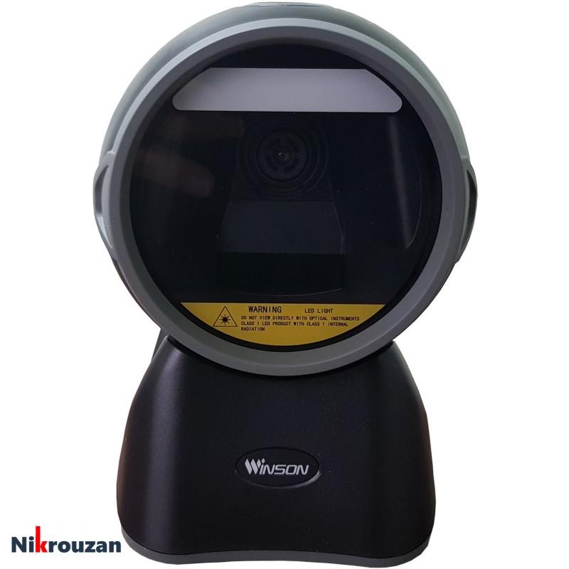 بارکد خوان وینسون مدل  WINSON WAI-6000