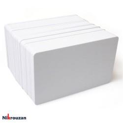 کارت  خواندنی 200 عددی R/O PVC 125K Card