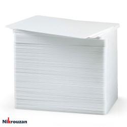 کارت پی وی سی ساده 100 عددی Blank PVC Cardعکس شماره 2