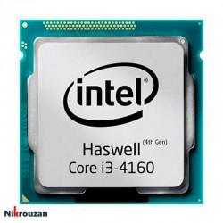 پردازنده مدل CPU Intel Core i3-4160