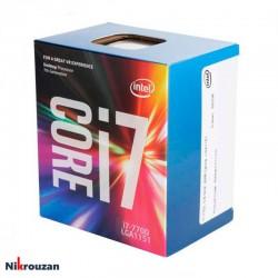 پردازنده مدل CPU Intel Core i7-7700