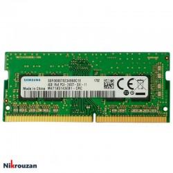 رم لپ تاپ سامسونگ مدل Samsung DDR4 4GB 2400MHz CL17