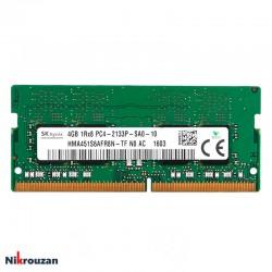 رم لپ تاپ هاینیکس مدل Hynix DDR4 4GB 2133MHz CL15