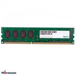 رم کامپیوتر اپیسر مدل Apacer DDR3 4GB 1600MHz CL11 Single