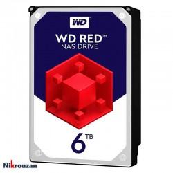 هارد SSD وسترن دیجیتال مدل Western Digital Red 6TB WD60EFRX