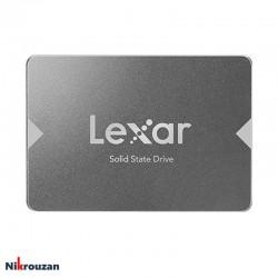 هارد SSD لکسار مدل Lexar NS100 256GB