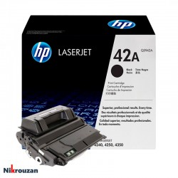 کارتریج لیزری اچ پی HP 42A