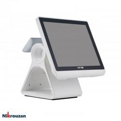 نمایشگر مشتری(سفید) اسکار مدل Oscar Touch Pos PARKER VFD