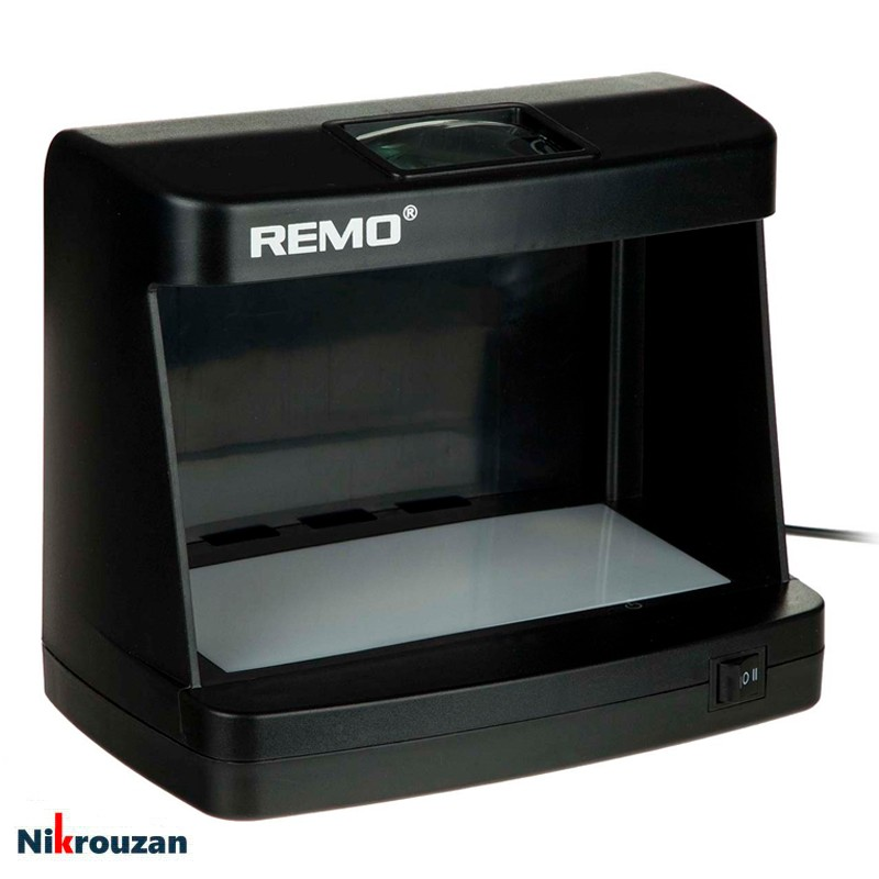 تست اسکناس رمو مدل Remo 528M