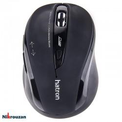 موس بی سیم هاترون مدل Hatron HMW120SL