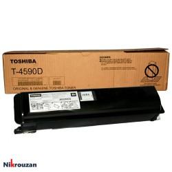 کارتریج تونر لیزری توشیبا مدل Toshiba T-4590D(طرح)