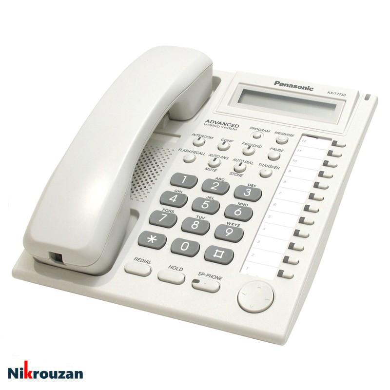 تلفن سانترال پاناسونیک دست دوم مدل KX-T7730X