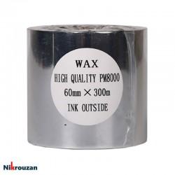 ریبون وکس Wax Ribbon 60×300