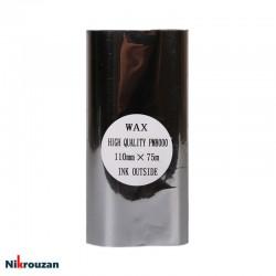 ریبون وکس Wax Ribbon 110×75