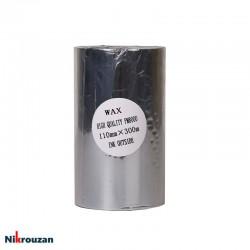 ریبون وکس Wax Ribbon 110×300