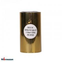 ریبون رزین Resin Ribbon 110×75