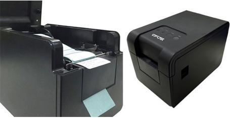 آموزش راه انداری اولیه چاپگر دوکاره (لیبل و فیش پرینتر) اسکار مدل  Oscar POS 58L